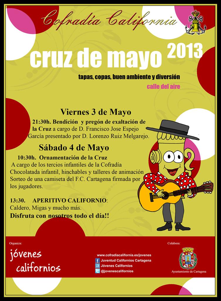 Cruz de Mayo California